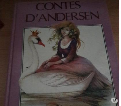 Photos Vivastreet Livre CONTES D ANDERSEN