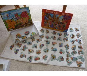 Photos Vivastreet 1 puzzle Walt disney 50 pièces