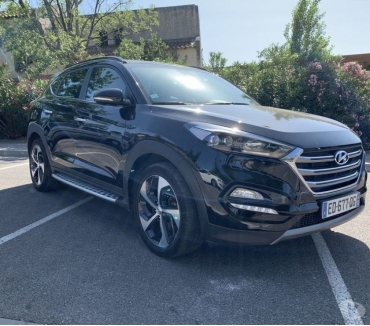 Photos Vivastreet Hyundai Tucson 2.0 Crdi 136 Executive