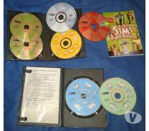 Photos Vivastreet cd-rom les SIMS Triple Deluxe + Chiens et chats