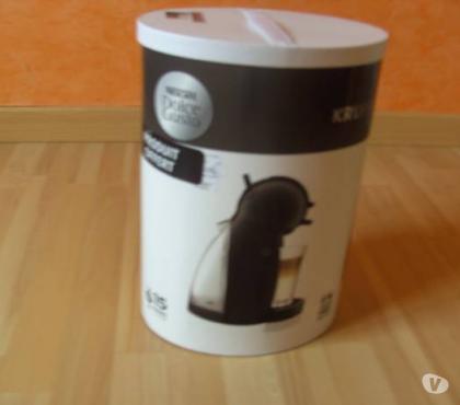 Photos Vivastreet Machine PICCOLO Noire Nescafé Dolce Gusto (Neuve)