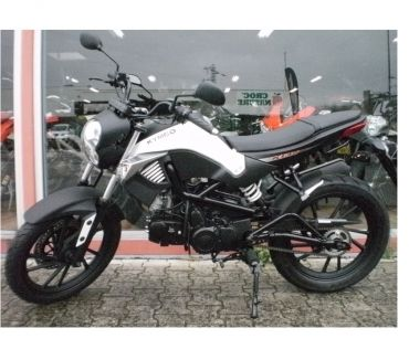 Photos Vivastreet DESTOCKAGE MOTO KYMCO K-PW 125 4T BLANC 0 km 122016(K-pipe)