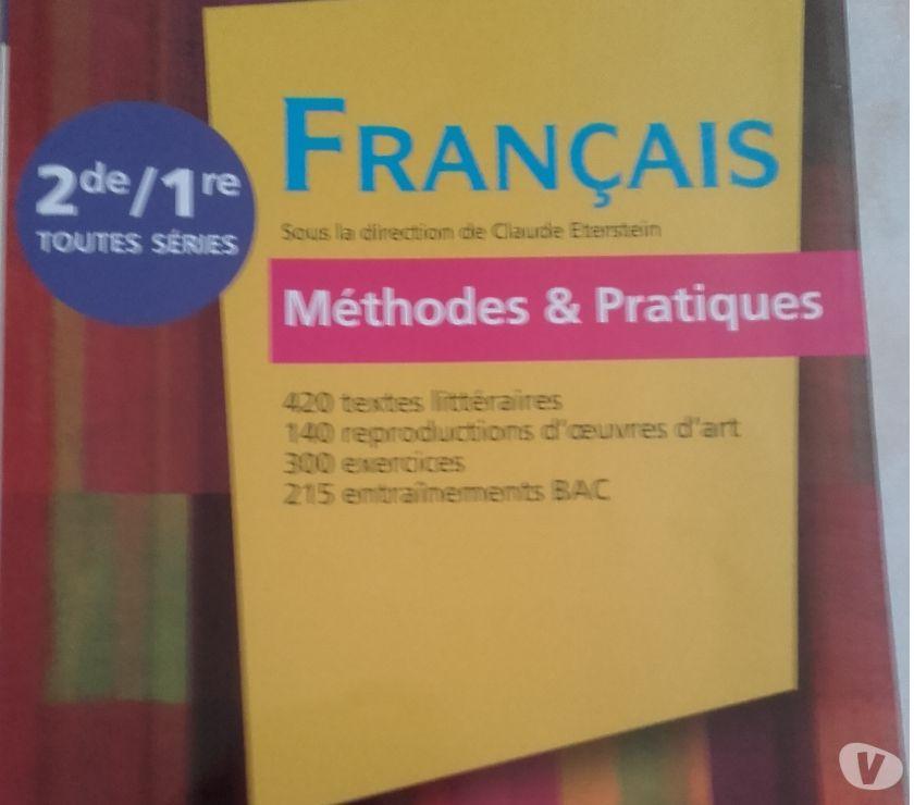 Livre Occasion Livre Francais Methodes Et Pratiques Lycee