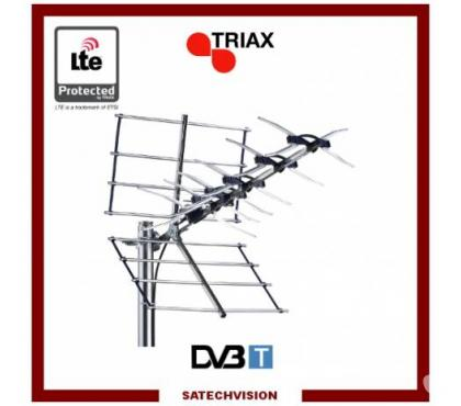 Photos Vivastreet Antenne TNT UHF Triax UNIX 32 LTE