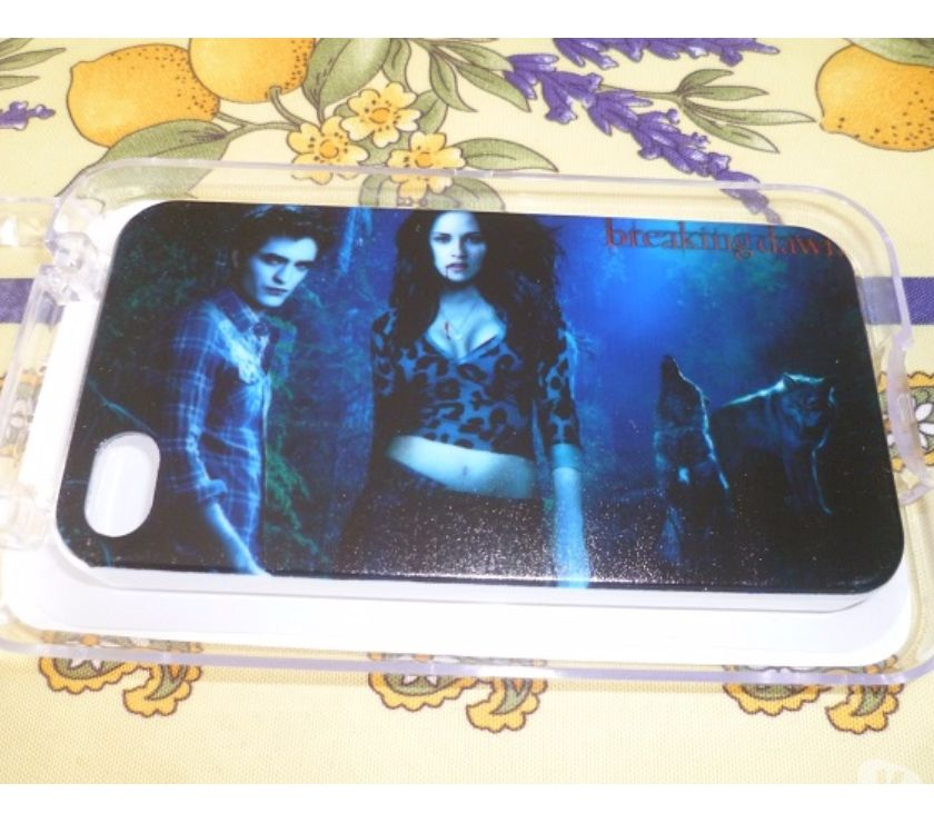 Photos Vivastreet coque iphone 4 twilight cullen bella edward loup film