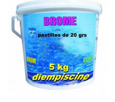 Photos Vivastreet 4 x 5 kg seaux de brome lent pour piscine