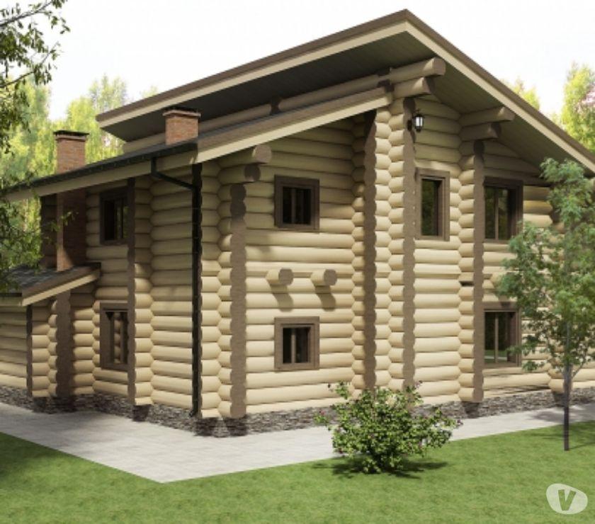 Photos Vivastreet Belle maison en Rondin 220mm diam. RT 2012 (LUCIA)