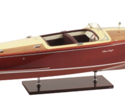 Photos Vivastreet Superbe maquette de bateau Riviera !