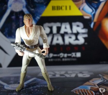 Photos Vivastreet Figurine star wars luke skywalker fermier