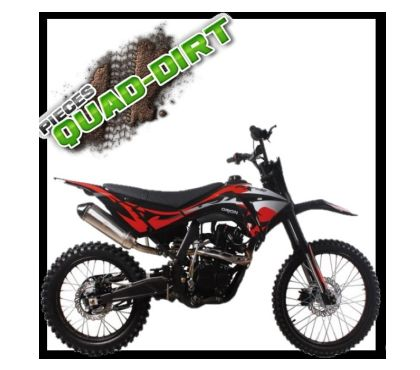 Photos Vivastreet Neuf Dirt bike ORION 250cc