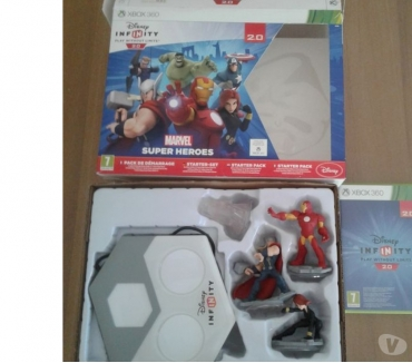 Photos Vivastreet jeu disney infinity x box 360