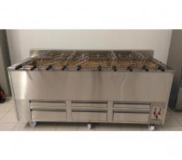 Photos Vivastreet Barbecue churrasqueira charbon bois électrique inox rotatif