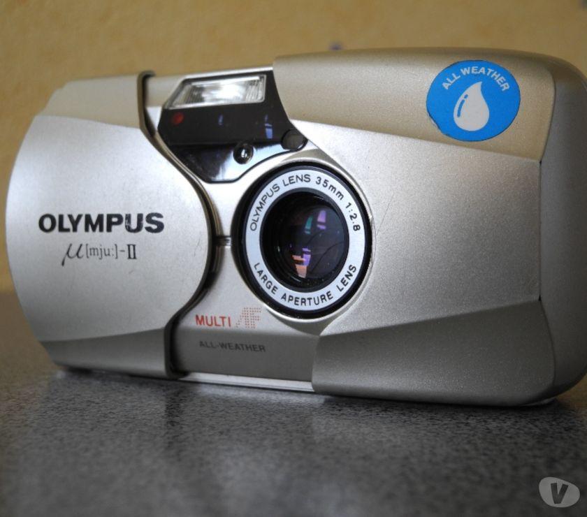 Photos Vivastreet Ultra compact OLYMPUS mju ll - mju 2 argentique