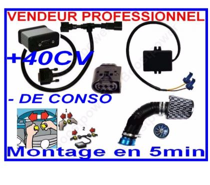 Photos Vivastreet BOITIER ADDITIONNEL PUISSANCE PUCE POWER SYSTEM UTILITAIRES