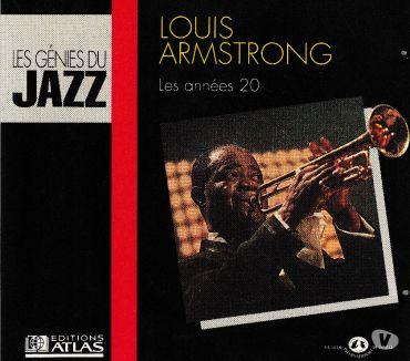 Photos Vivastreet CD Louis Armstrong Les Années 20