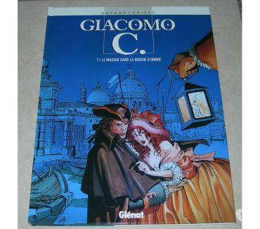 Photos Vivastreet GIACOMO C. - Tome 01 Editions GLENAT