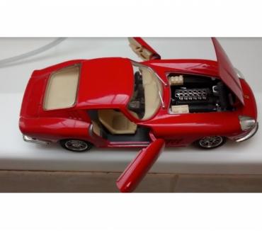 Photos Vivastreet Ferrari 275 GTB 4 Burago 124 TBE