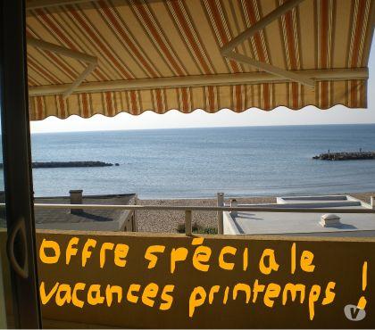 Photos Vivastreet offre spéciale vacances de pâques vue pleine mer