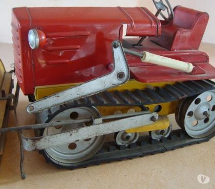 Photos Vivastreet Tracteur Jouet ancien en Fer