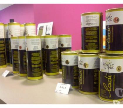 Photos Vivastreet Bidon Métal 0,5 L H.d'Olive Extra Vierge de Crète 2015-0,3
