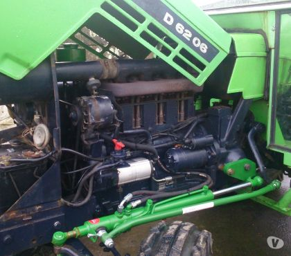 Photos Vivastreet PROMO Direction assistée tracteur deutz 05 06 07