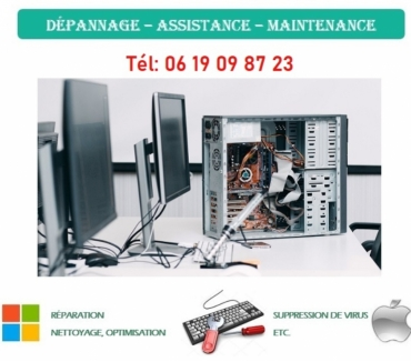 Photos Vivastreet Dépannage – Maintenance – Assistance informatique