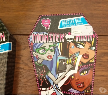 Photos Vivastreet Jeux Monster High