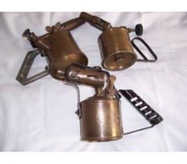 Photos Vivastreet 3 lampes à souder ancienne