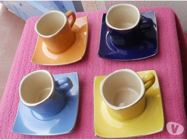 Photos Vivastreet Ensemble tasses et ss tasses, couleurs diverses