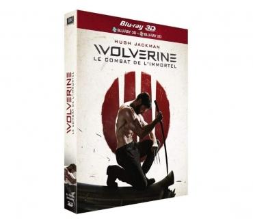 Photos Vivastreet FILMS {WOLVERINE} DVD BLU RAY 3D EXCELLENT ETAT.