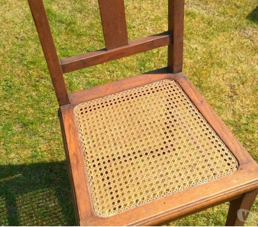 Photos Vivastreet Chaise cannée vintage