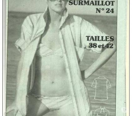 Photos Vivastreet Patron Maillot deux pièces et liquette surmaillot Tailles 38