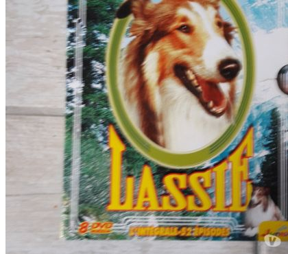 Photos Vivastreet COFFRET DVD LASSIE