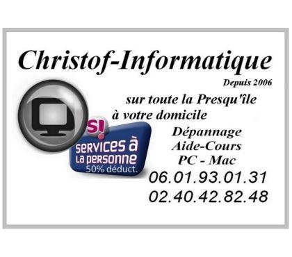 Photos Vivastreet Cours et Dépannage Informatique La Baule