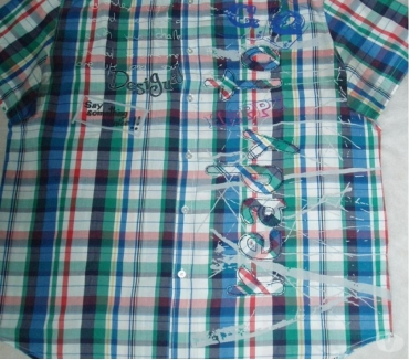 Photos Vivastreet chemisette DESIGUAL