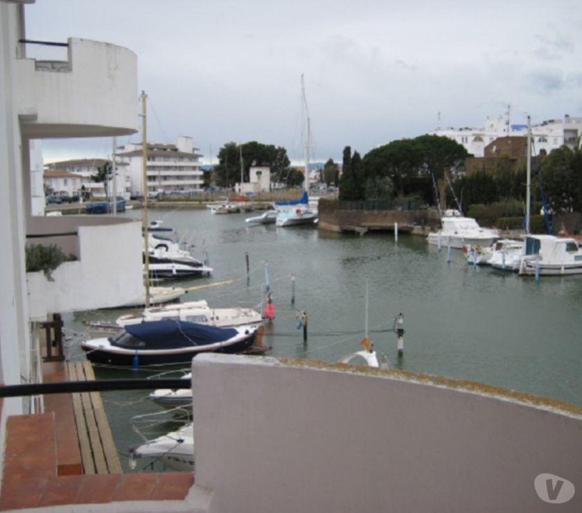"""location saisonniere Espagne - Photos Vivastreet Rosas, location 2 à 4 couchages, """"les pieds dans l'eau"""""""