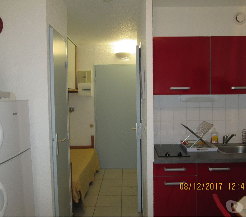 Photos Vivastreet STUDIO MEUBLE tout confort Classé 2* Wifi