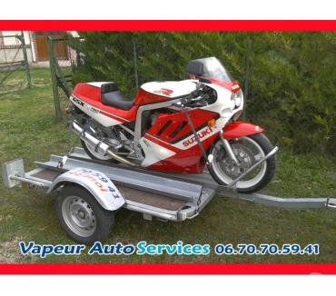 Photos Vivastreet Location remorque porte moto