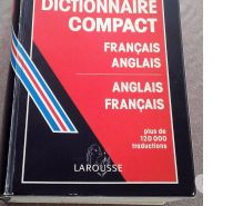 Photos Vivastreet Dictionnaire Larousse Français - Anglais
