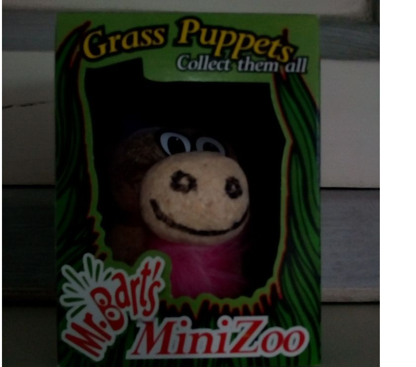 Photos Vivastreet Grass Puppets Mr Bart'S Mini Zoo