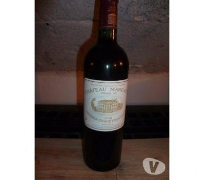 Photos Vivastreet Chateau Margaux 2001 0.75 cl