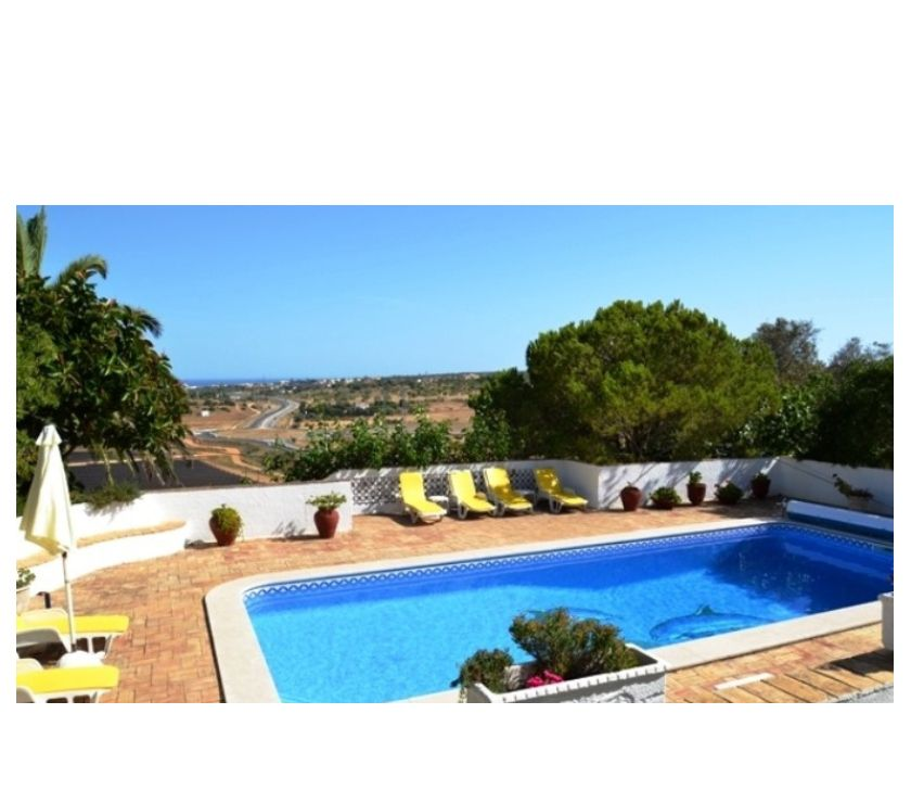 Photos Vivastreet Algarve Belle villa traditionnelle 4ch avec piscine vue mer
