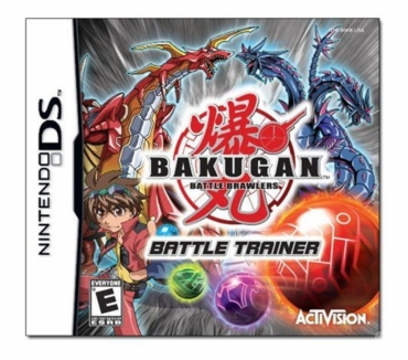 Photos Vivastreet DEUX JEUX NINTENDO DS – BAKUGAN BATTLE TRAINER- CATZ 2