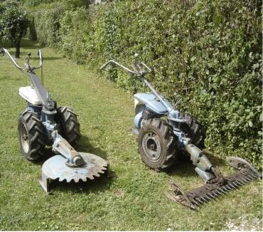 Photos Vivastreet motoculteur gyrobroyeur faucheuse à doigt