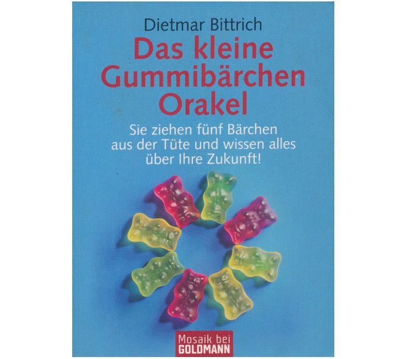Photos Vivastreet Livre en allemand: Das kleine Gummibärchen Orakel