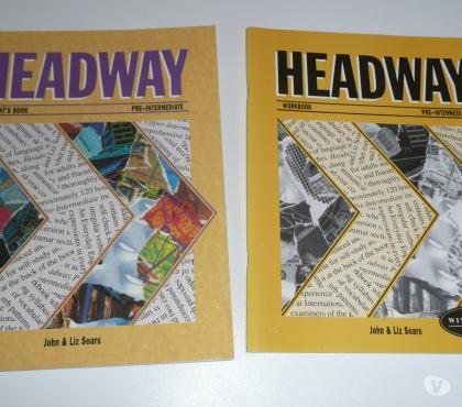Photos Vivastreet Livres COURS ANGLAIS HEADWAY Pré-Intermédiaire