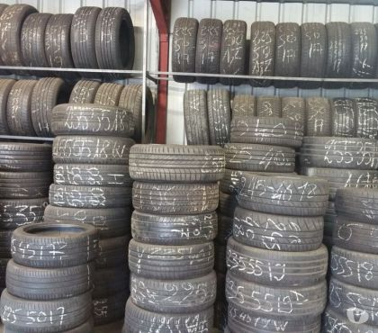 Photos Vivastreet Arrivage pneu occasionneufs 18565r15 dunlop