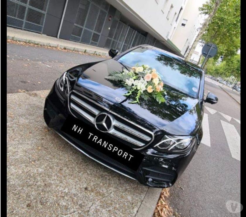 Organisations d'evènements Seine-Saint-Denis Le Blanc Mesnil - 93150 - Photos Vivastreet Location de véhicule avec chauffeur pour mariages et fêtes