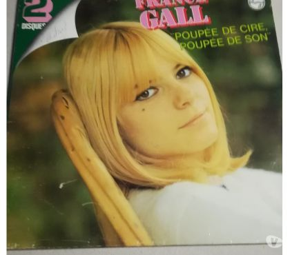 Photos Vivastreet vinyl france gall