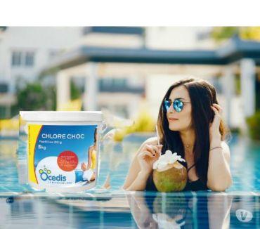 Photos Vivastreet chlore choc promotion produits pour piscines